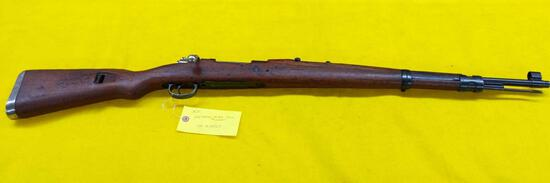 Yugoslavian Model M48A, 8 mm Mauser Rifle, 1944,With Sight Hood - In Box SN-M50867 (SN Matching)