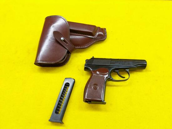 Chinese Makarov 9x18 Pistol with Holster & 2 Magazines SN-B10189 All Matching