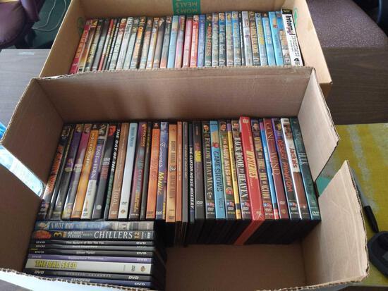 DVD Lot East of Eden, Spencer Mountain, George Burns Various Titles
