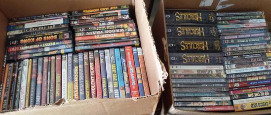 DVD Lot Various Titles Dick Tracy, Wagon Train
