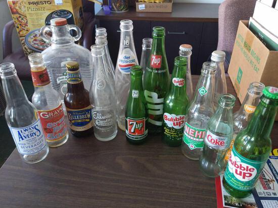 Pop / Soda Bottles