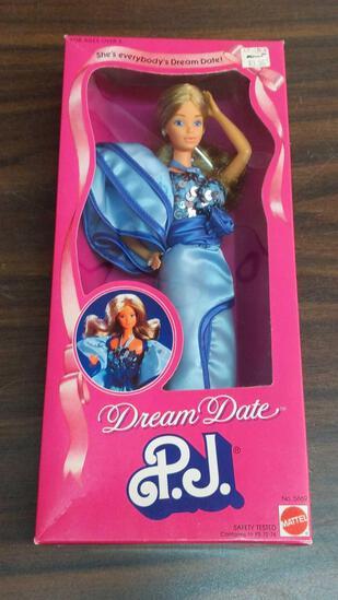Dream Date P.J. Doll