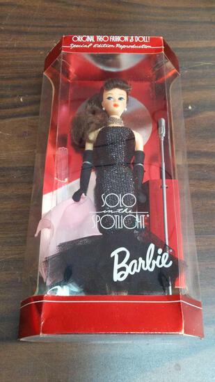 Solo in the Spotlight Barbie - Brunette