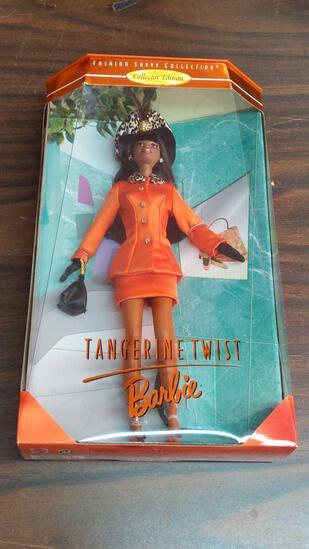 Tangerine Twist Barbie