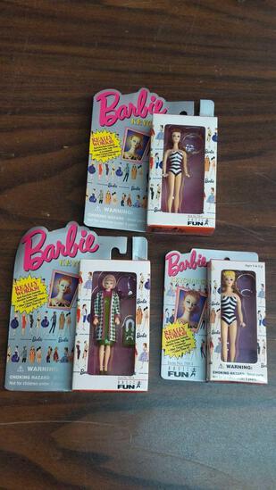 Barbie Key Chains - 3