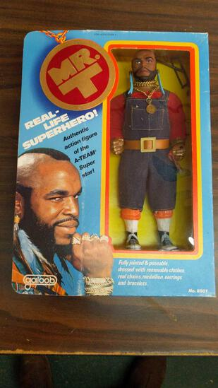 Mr. T - Real Life Superhero! Doll