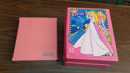 Barbie Cases & Contents