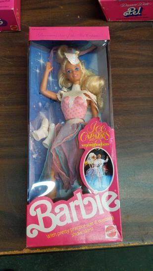 Ice Capades 50th Barbie