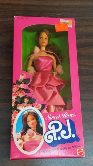 Sweet Rose P.J. Doll