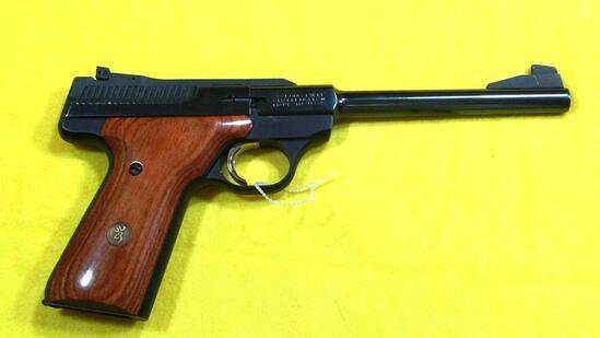 Browning Challenger III 22 LR Pistol SN#655PX25659