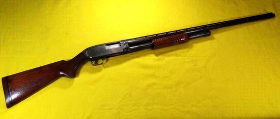 """Winchester M-12 Heavy Duck Pump Action Shotgun 32""""BBL, 1952 SN#1315761"""