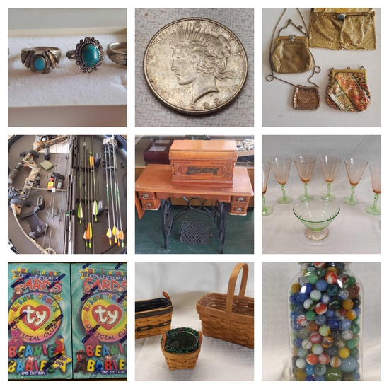 WILLIAMSON ESTATE & OTHERS - ONLINE ONLY AUCTION