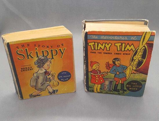 2 little big books