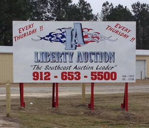 Liberty Auction Online