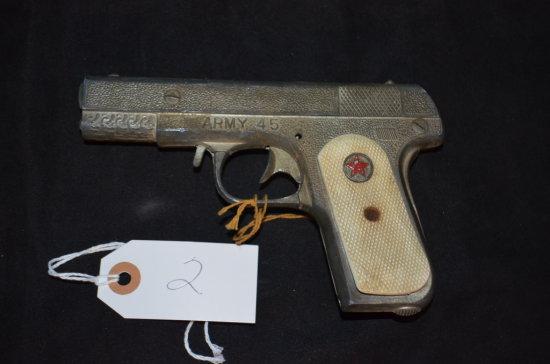 Army 45 Cap Gun