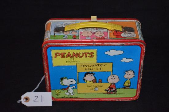 Peanuts Lunch Box