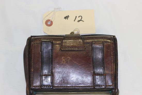 "US Cartridge Box 1908, ""Rock Island Arsenal"""