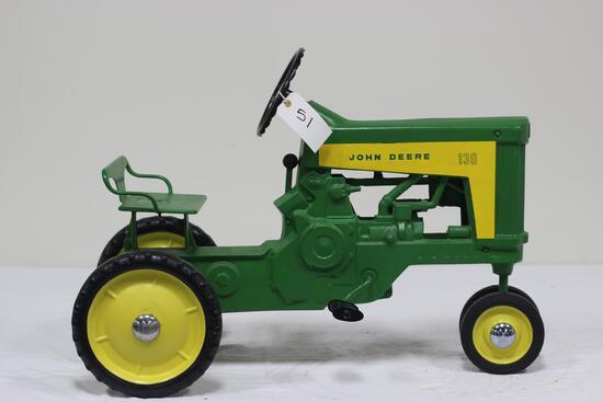 PEDAL TRACTORS, FARM TOYS, FORD MODEL T