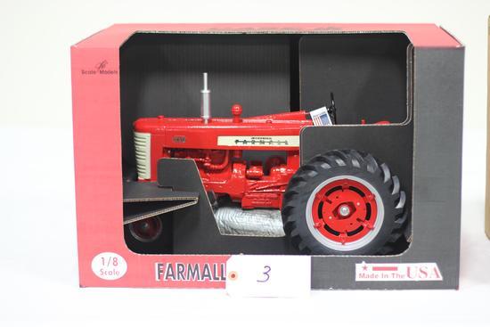 #3 FARMALL 450 TRACTOR 1/8-SCALE (NIB)