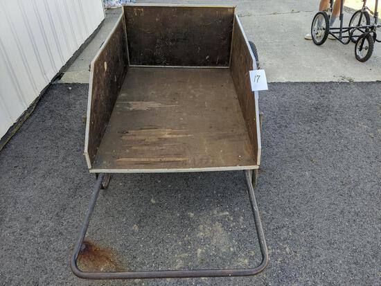 """48"""" X 31"""" Lawn Cart"""