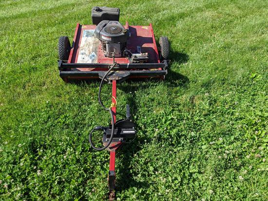 "Swisher Pull-type 44"" Cut Mower With Electric Start - Model #rtb14544"