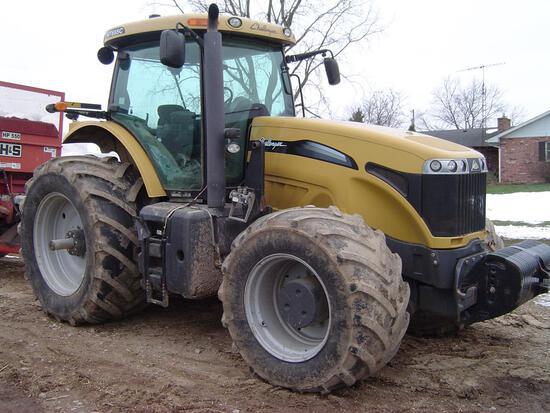 LOGAN COUNTY FARM MACHINERY AUCTION