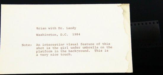"Brian Wilson W/Dr. Landy ""The Beach Boys"""