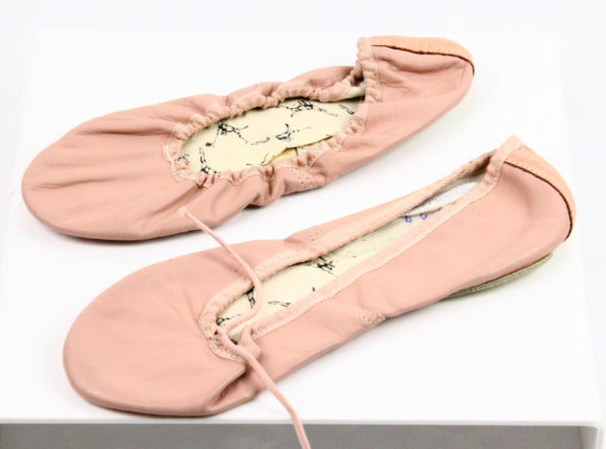 Madonna Personally Owned Ballet Slippers W/COA