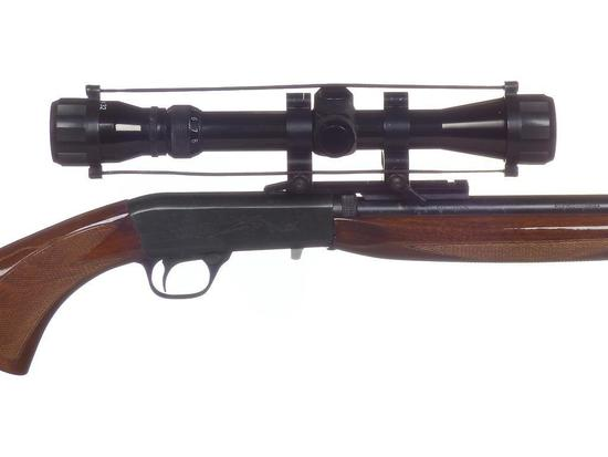 Manufacturer: Interarms Model: 22ATD Gauge/Cal: .22LR Type: Rifle Serial #: 428060 Misc: F3X9-32