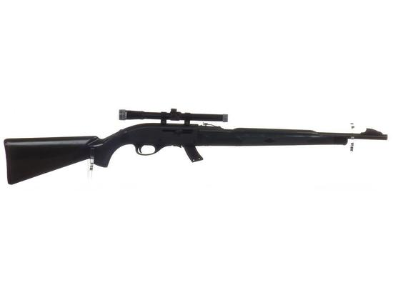 Manufacturer: Remington Model: Nylon 66 Gauge/Cal: .22LR Type: Rifle Serial #: A2366092 Misc: Green