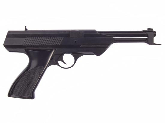 Manufacturer: Daisy Model: N/A Gauge/Cal: .177 Type: Air Pistol Serial #: B243649 Misc: Works