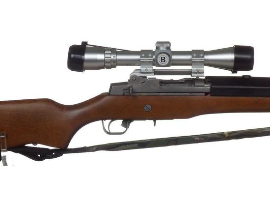 Manufacturer: Ruger Model: Mini-14 Ranch Rifle Gauge/Cal: .223 Rem Type: Rifle Auto Serial #: