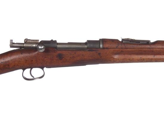 Manufacturer: 1915 Swedish Mauser Model: M96 Gauge/Cal: 6.5x55mm Type: Rifle Serial #: HK365827