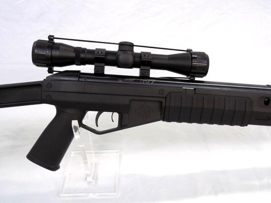 Manufacturer: Crossman Model: TR77 30001 Gauge/Cal: .177 Type: Air Rifle Serial: 813X07397 Misc: