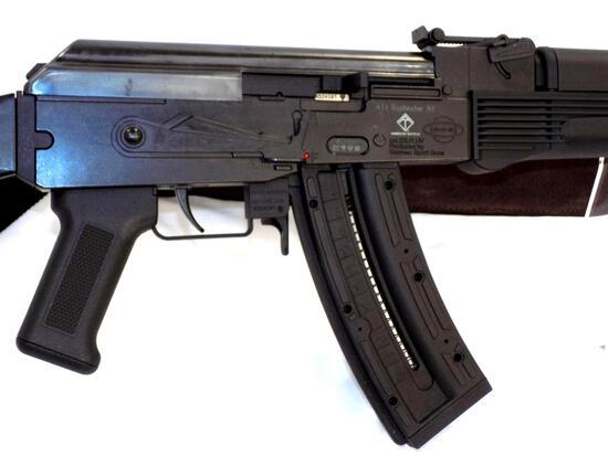 Manufacturer: GSG/ATI Model: Kalashnikov AK 47 Gauge/Cal: .22 Type: Rifle Serial: A524581 Misc: