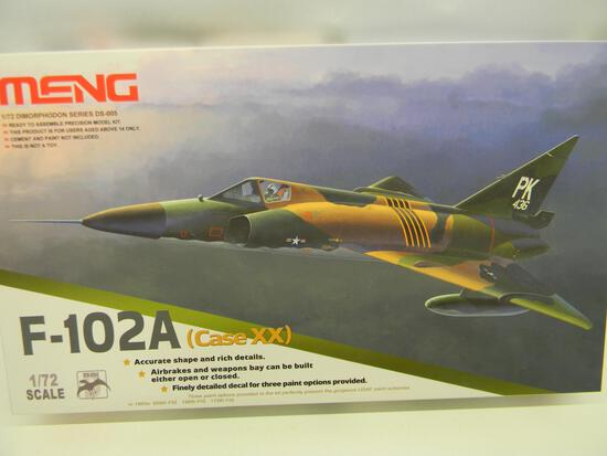 Meng F-1024 (Case XX) model kit DS-005 1/72 scale
