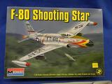 Monogram F-80 Shooting Star 85-5311 model kit 1:48 scale