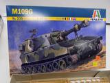 Italeri M109G No. 235 model kit 1:35 scale