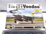 Kitty Hawk F-101 A/C Voodoo KH80115 model kit 1:48 scale