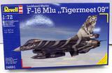 Revell F-16 M1u Tigermeet 09 04691 model kit 1:72 scale