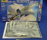 Revell F/A/-18C Hornet (CF-18A) 04303 model kit 1:72 scale