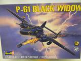 Revell P-61 Black Widow item 85-7546 model kit 1:48 scale