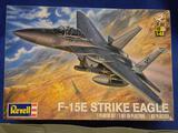 Revell F-15E Strike Eagle 85-5511 model kit 1:48 scale
