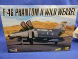 Revello F-4G Phantom II Wild Weasel 85-5994 model kit 1:32 scale