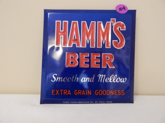Smooth & Mellow Hamm's Beer TOC NOS