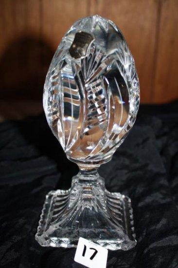 Lead Crystal Egg