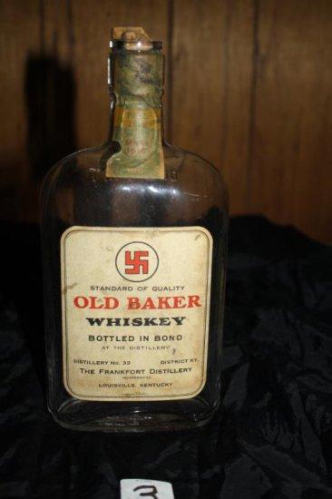 Old Baker Whiskey