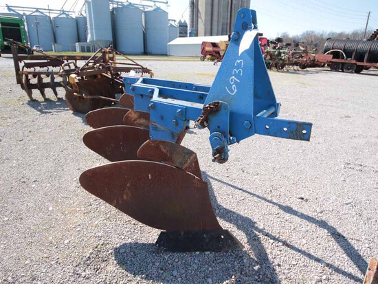 FORD 3 BTM PLOW