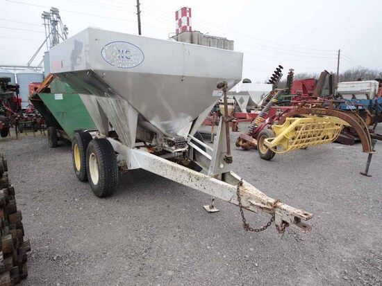 NEWTON CROUCH NC5000 FERTILIZER BUGGY