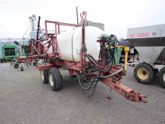 HARDI PULL TYPE SPRAYER